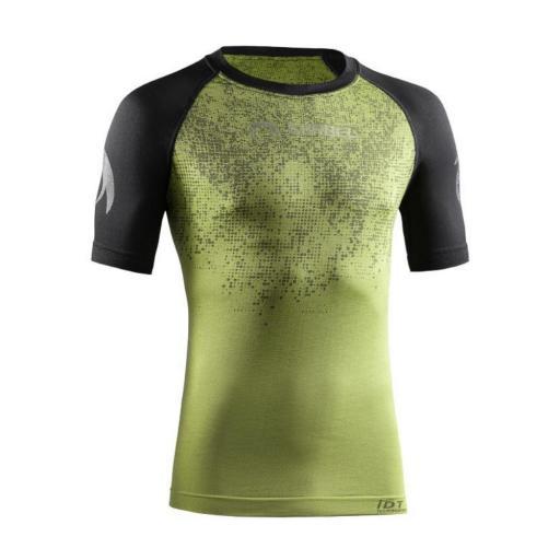 Camiseta LURBEL running hombre MODELO: SAMBA PIXEL