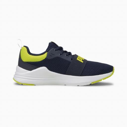PUMA Wired Run Jr. 374214 07