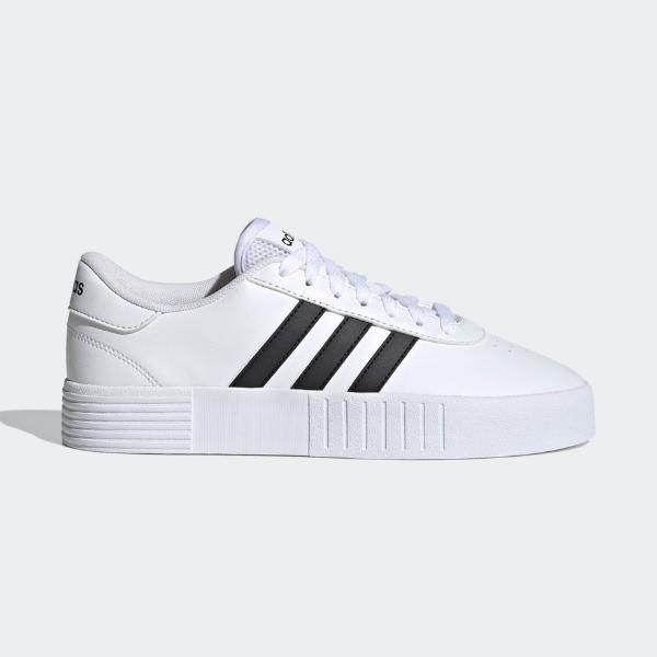 Adidas Court Bold. FY7795 White/black.