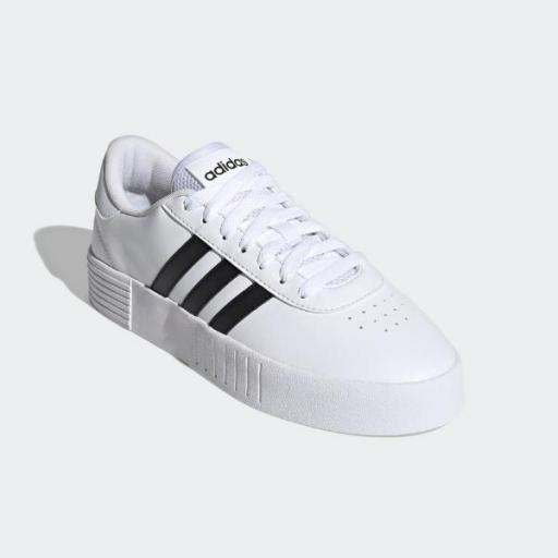 Adidas Court Bold. FY7795 White/black. [1]