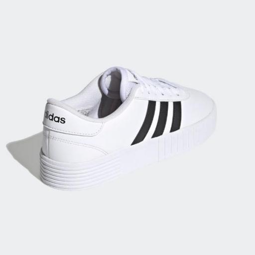 Adidas Court Bold. FY7795 White/black. [2]