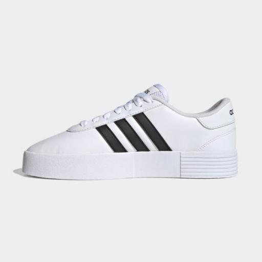 Adidas Court Bold. FY7795 White/black. [3]