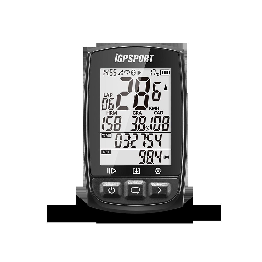 Ciclo Computador iGPSPORT iGS50 E.