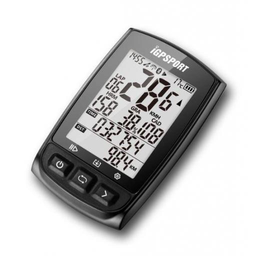 iGS50E Pack - (Incluye iGS50E + Banda Cardiaca + Funda para iGS50E negra) [1]