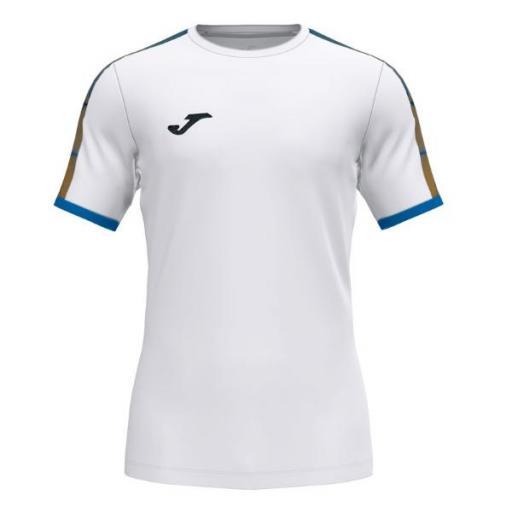 Joma Championship street II T-shirt white. 102123.207