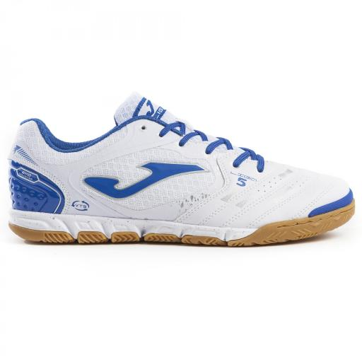 Zapatilla Joma liga 5 902 white-royal