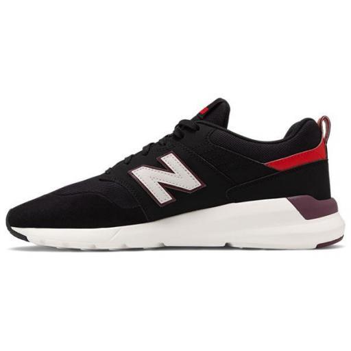 Zapatillas deportivas negras para hombreNEW BALANCE MS009LA1 [1]