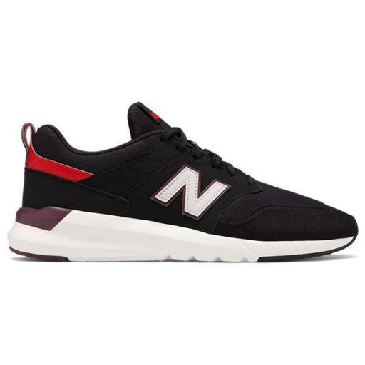 Zapatillas deportivas negras para hombreNEW BALANCE MS009LA1