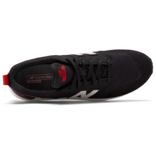 Zapatillas deportivas negras para hombreNEW BALANCE MS009LA1 [2]