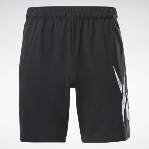 Pantalón corto Reebok WORKOUT READY GRAPHIC ref GL3181 [3]