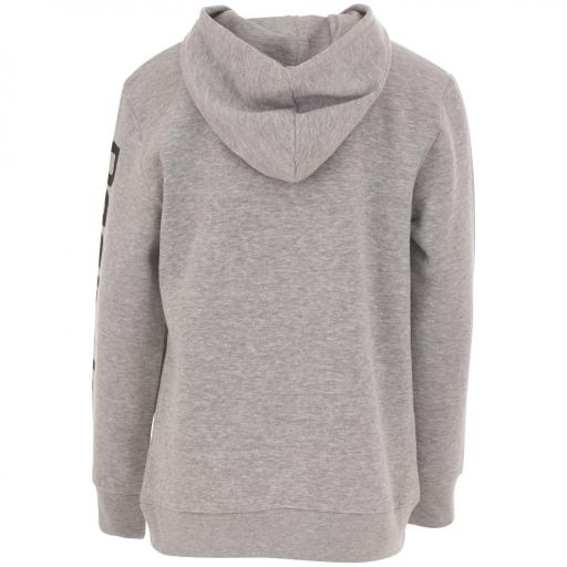 Reebok Sudadera Big Intl Fleece. Color Light Heather Grey. EW8604 [2]