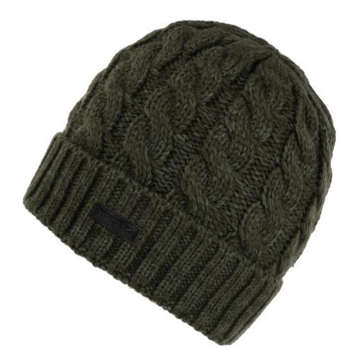 Regatta Harrell Hat III. RMC090 Gorro Punto Hombre.