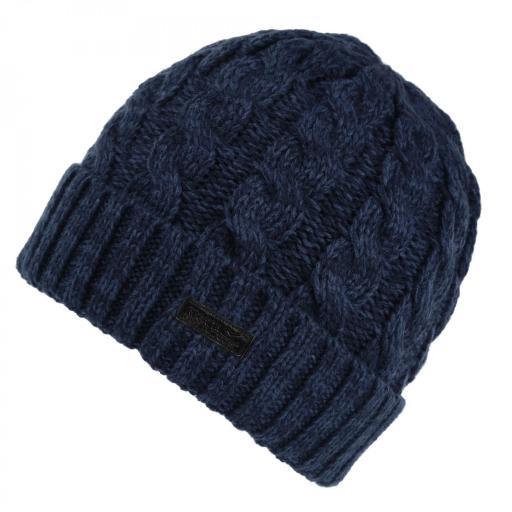Regatta Harrell Hat III. RMC090 Gorro Punto Hombre. [1]