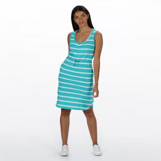 Vestido Mujer Verano Regatta Felixia. RWD022 Ceramic. [2]