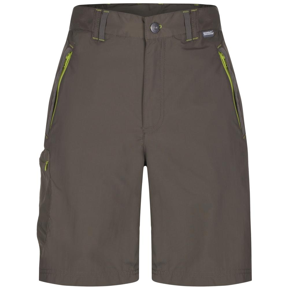 Pantalón Corto Trekking Regatta Chaska. RWJ165. Bright Blush