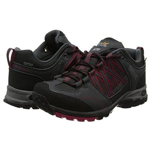 ZAPATILLA TREKKING REGATTA LADY SAMARIS II LOW .