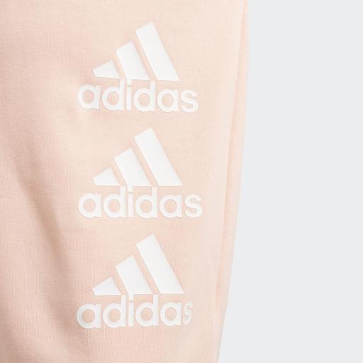 Adidas JG MH Crew. GE0964 Pink/white.  [2]
