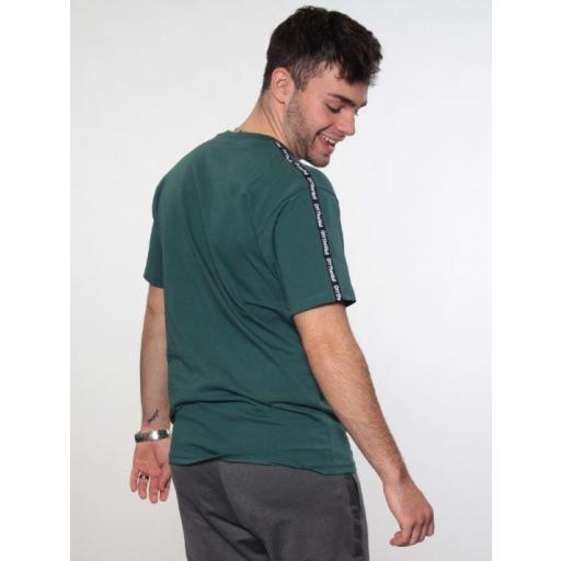 Camiseta Hombre VANS Reflective C. VN0A468YTTZ. TREK [1]