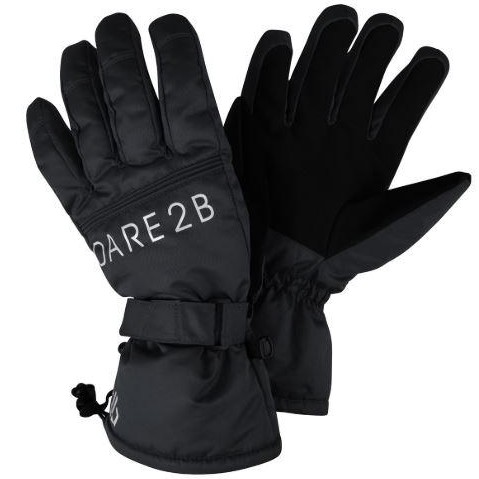 Guantes Hombre Esquí DARE2B Worthy Glove. DMG326 Black.