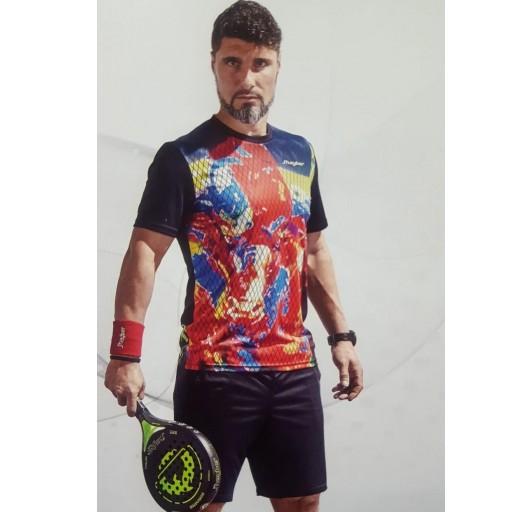 Camiseta J´hayber La Bestia. DA3215 Multicolor [2]