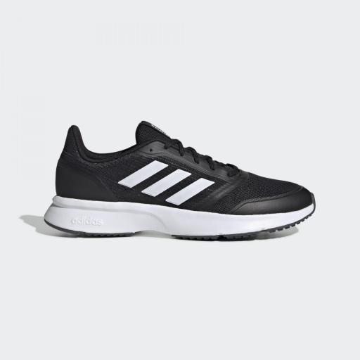 Zapatillas Running Adidas Nova Flow. EH1366. Black.