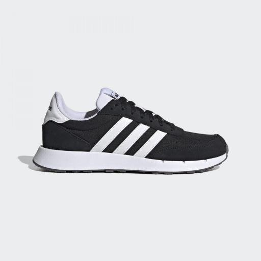 Adidas Run 60s 2.0. FZ0958 Black/white.
