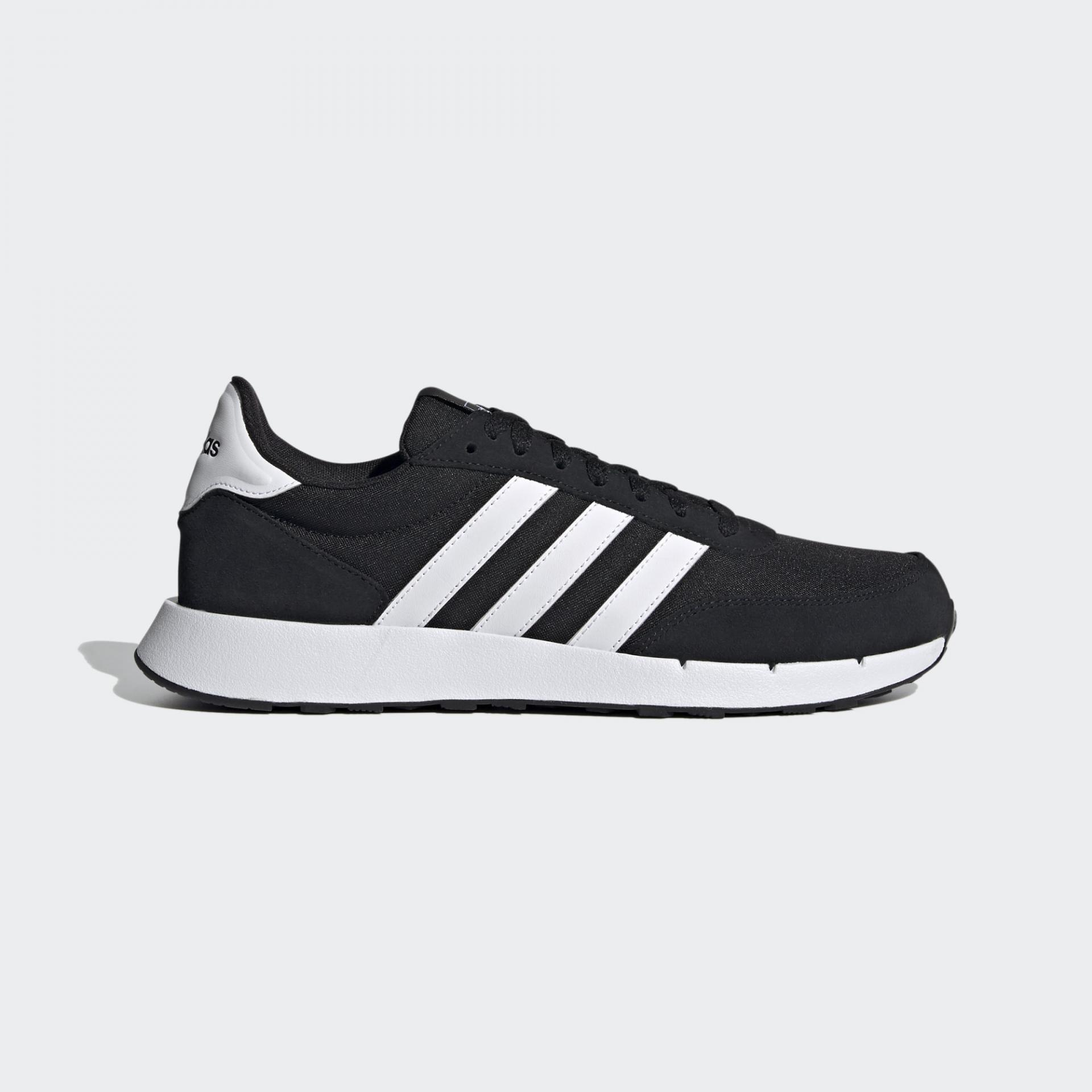 Adidas Run 60s 2.0. FZ0961 Black/white.