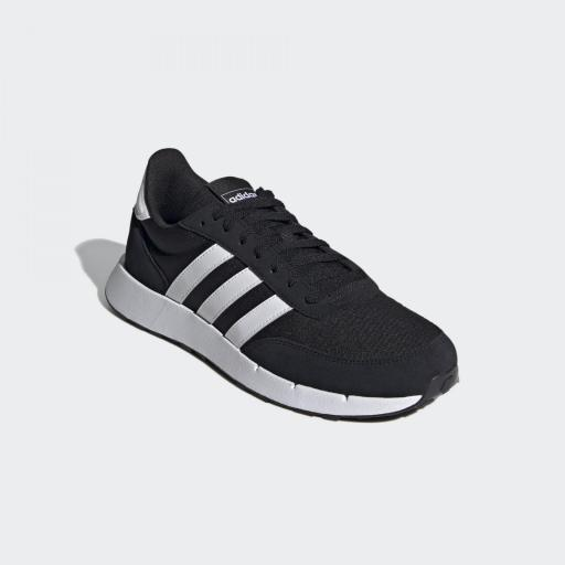Adidas Run 60s 2.0. FZ0961 Black/white. [1]