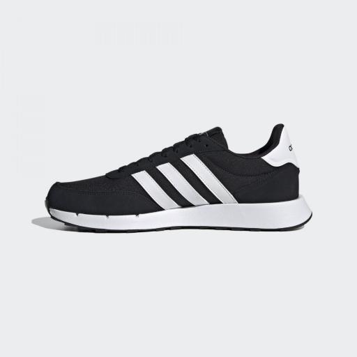 Adidas Run 60s 2.0. FZ0961 Black/white. [3]