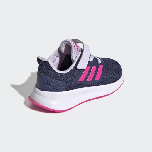 Zapatillas Running niña Adidas Runfalcon I. EG6154 [2]