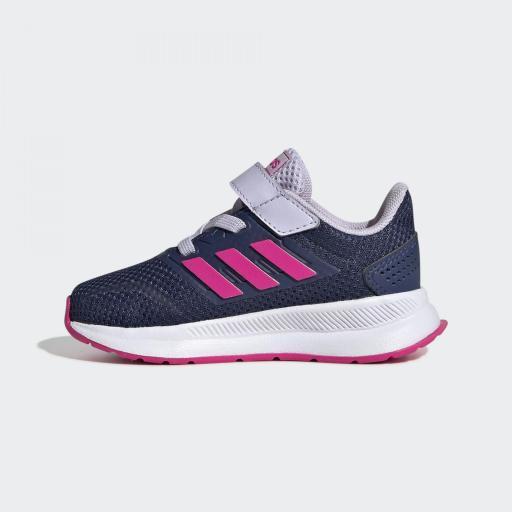 Zapatillas Running niña Adidas Runfalcon I. EG6154 [3]