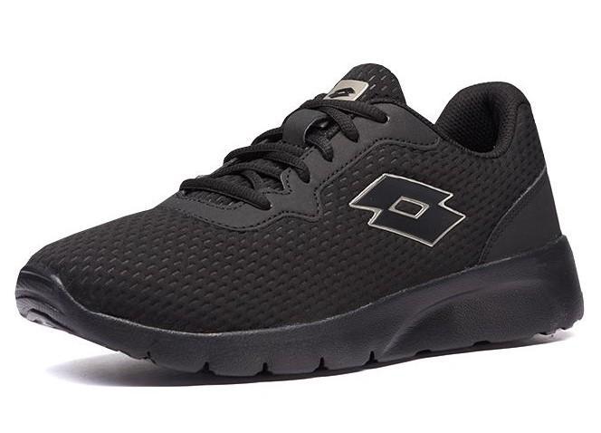 Zapatillas de Mujer LOTTO Megalight IV W. 212126 All black.