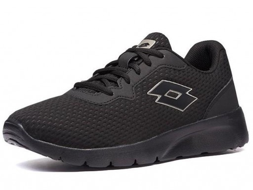 Zapatillas de Mujer LOTTO Megalight IV W. 212126 All black.