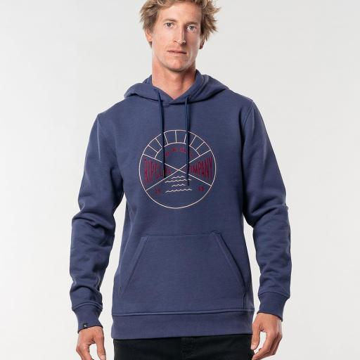 Sudadera Rip Curl Flag Fleece