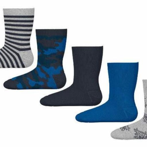 Calcetines name it Pack 5 unidades  [0]