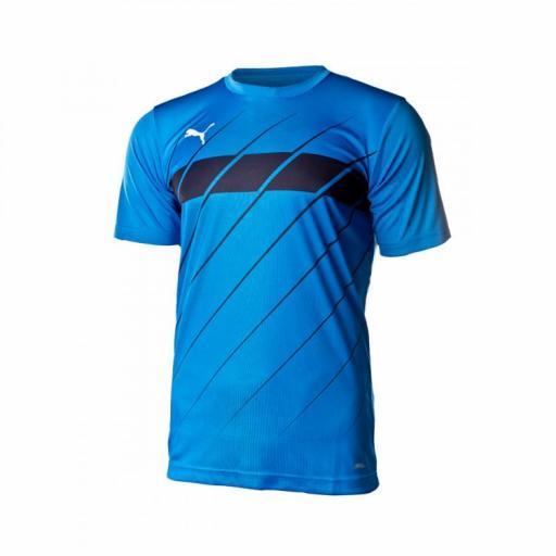 Camiseta Puma GRAPHIC NIÑO 656466-02