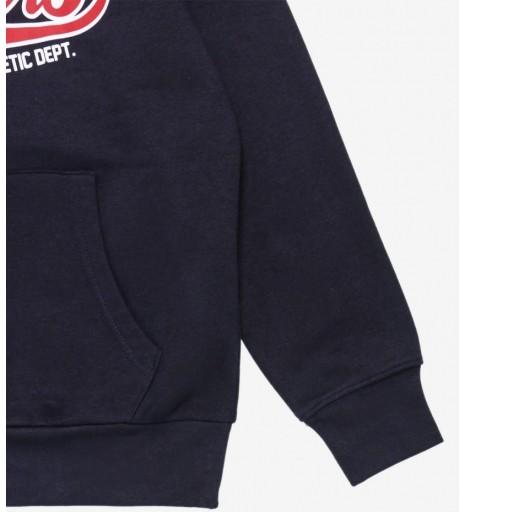 Sudadera Junior Champion Hooded Sweatshirt.  305002 BS501. NNY. Marino [3]