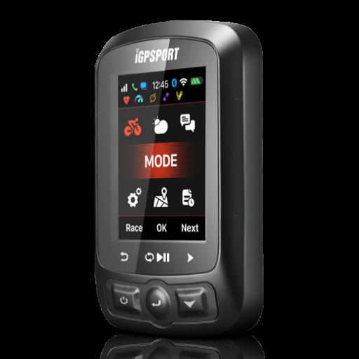 Ciclocomputador GPS iGS620 [1]