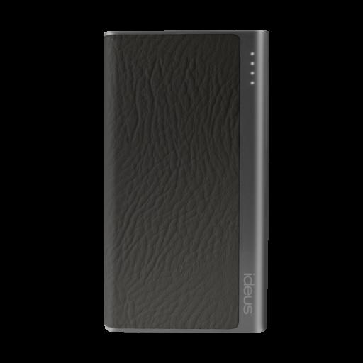 Batería externa Pol-Litio 5000 mAh Piel negro [1]