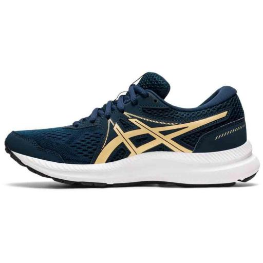 Asics Gel-Contend 7. Women. French Blue/champagne. 1012A911-401 [1]