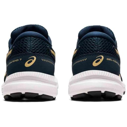 Asics Gel-Contend 7. Women. French Blue/champagne. 1012A911-401 [3]