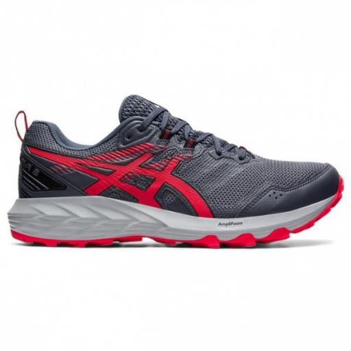 Zapatillas Gel-Sonoma 6 gris, rojo. 1011B050-029