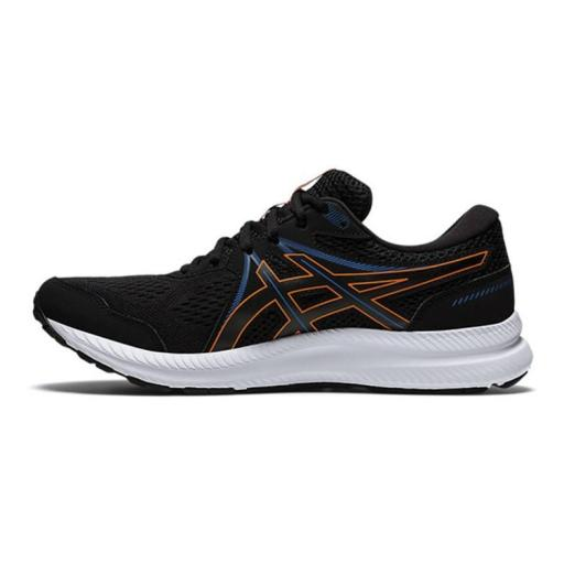 Asics Gel-Contend 7. Men Black/marigold orange. 1011B040-004 [2]