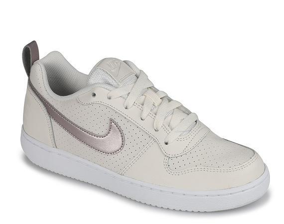 Nike Court Borough Low (GS). Niña 845104