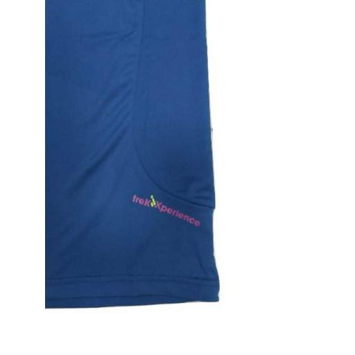 Camiseta Técnica Joluvi Bianca. 234729 Azul-Orquidea. [1]