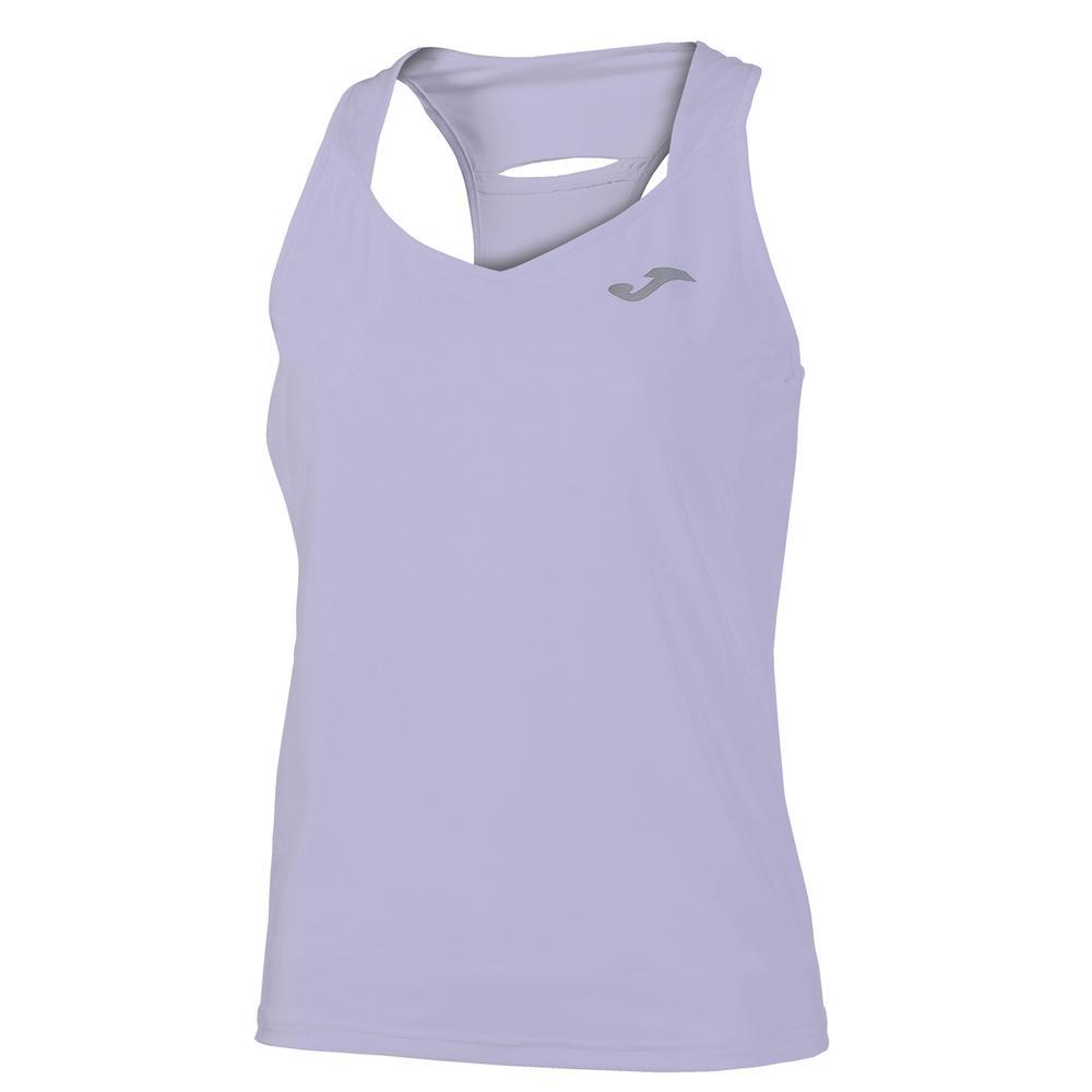 Camiseta Tirantes Mujer Joma Bella Lavanda. 900226.200. White.