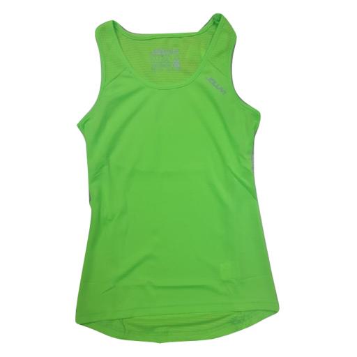 Camiseta Técnica Tirantes Joluvi Ultra Tir W. 234853 Green.