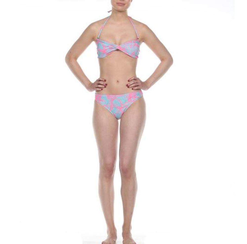 Bikini John Smith Ovada. Coral flúor.