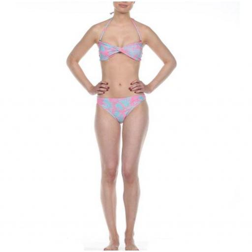 Bikini John Smith Ovada. Coral flúor.  [0]