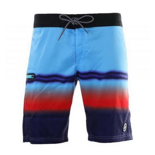 Bañador Bermuda Spher Strip Hombre. Est olas. 5510028